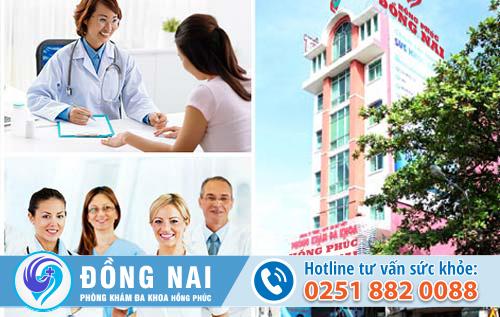 Phòng khám nổi tiếng tại Biên Hòa